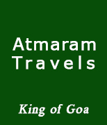 Atmaram Travels logo