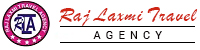 Rajlaxmi Travel Agency logo