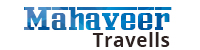 Mahaveer Travells and Transport logo