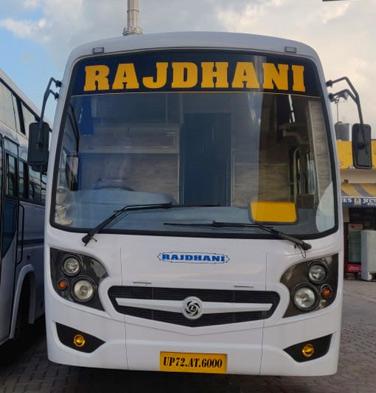 Rajdhani Travels Bilaspur Online Bus Booking Rajdhani Travels Bilaspur Bus Tickets
