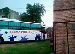 Seema Pooja Travels Online Bus Booking, Seema Pooja Travels Bus Tickets
