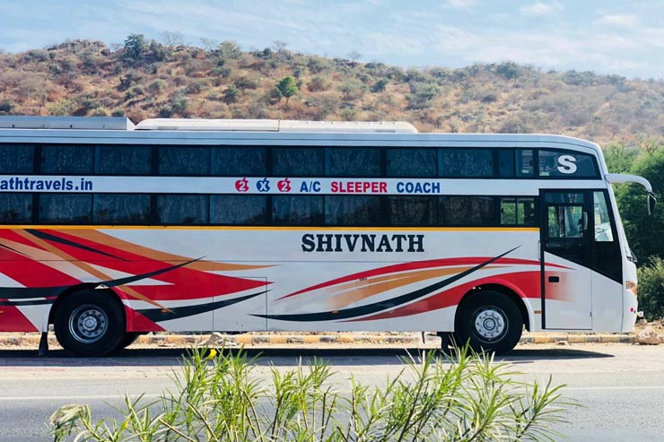 Shivnath Travels Online Bus Booking Shivnath Travels Bus Tickets