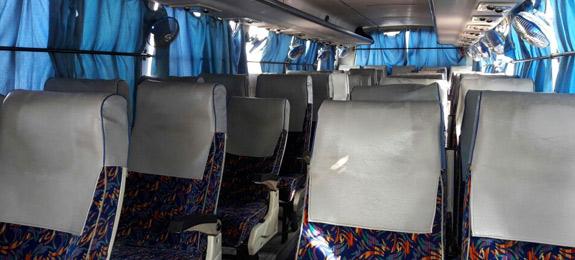 Taj Express Bus Service Online Bus Booking, Taj Express Bus