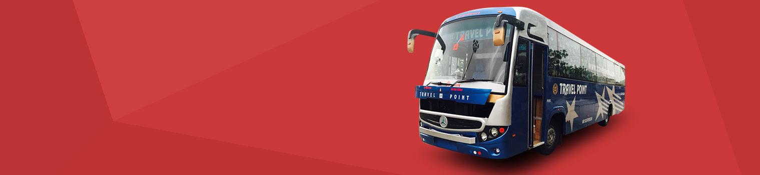 Travel Point Delhi Online Bus Booking, Travel Point Delhi