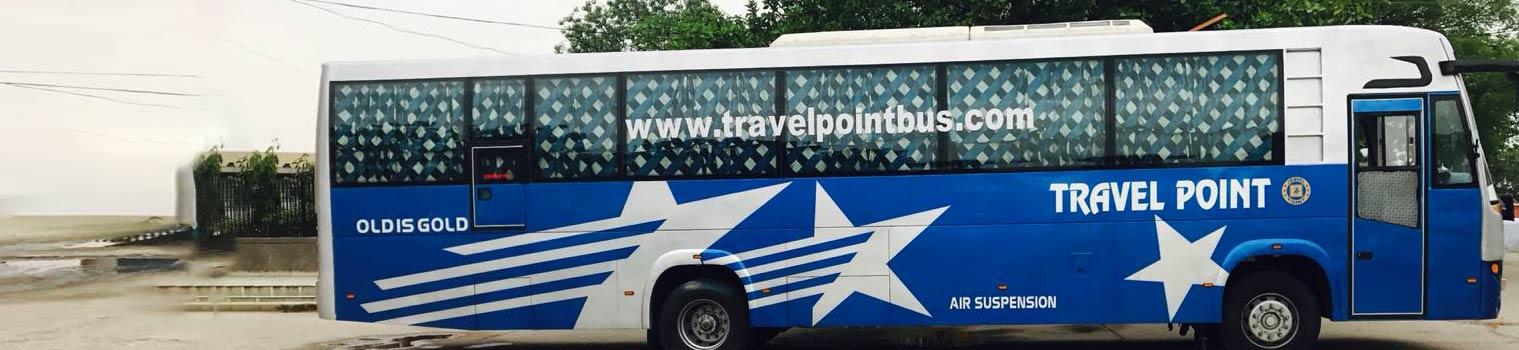 Travel Point Delhi Online Bus Booking, Travel Point Delhi Bus Tickets